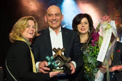 Thetford wint eerste Business Awards