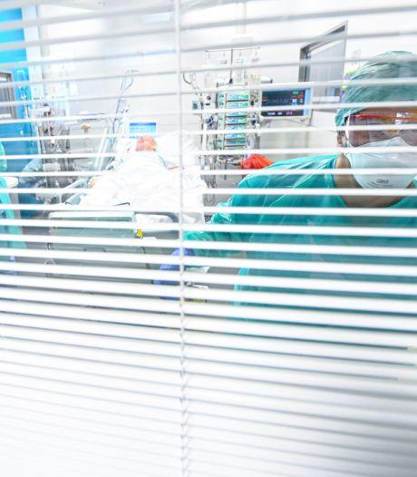 Le risque de Covid-19 trois fois et demi plus élevé chez les soignants