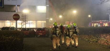 Seniorenflat Capelle zonder water en verwarming na brand: 'Er zijn gisteravond heel wat tranen gelaten'