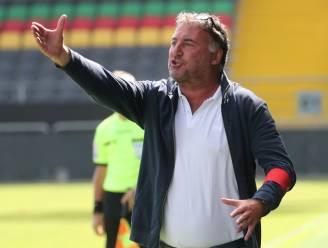 """Trainer Yves Van Borm (Knokke FC) reageert ontstemd op beslissing van Voetbalbond: """"Dit is oorlogssituatie"""""""