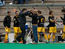 Hockeyers Den Bosch thuis hard onderuit tegen Kampong