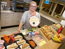 Broodjes gezond populair in kantine Groenhorst College Velp