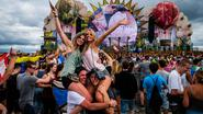 VIDEO: Voor de campingbezoekers is Tomorrowland nu al begonnen