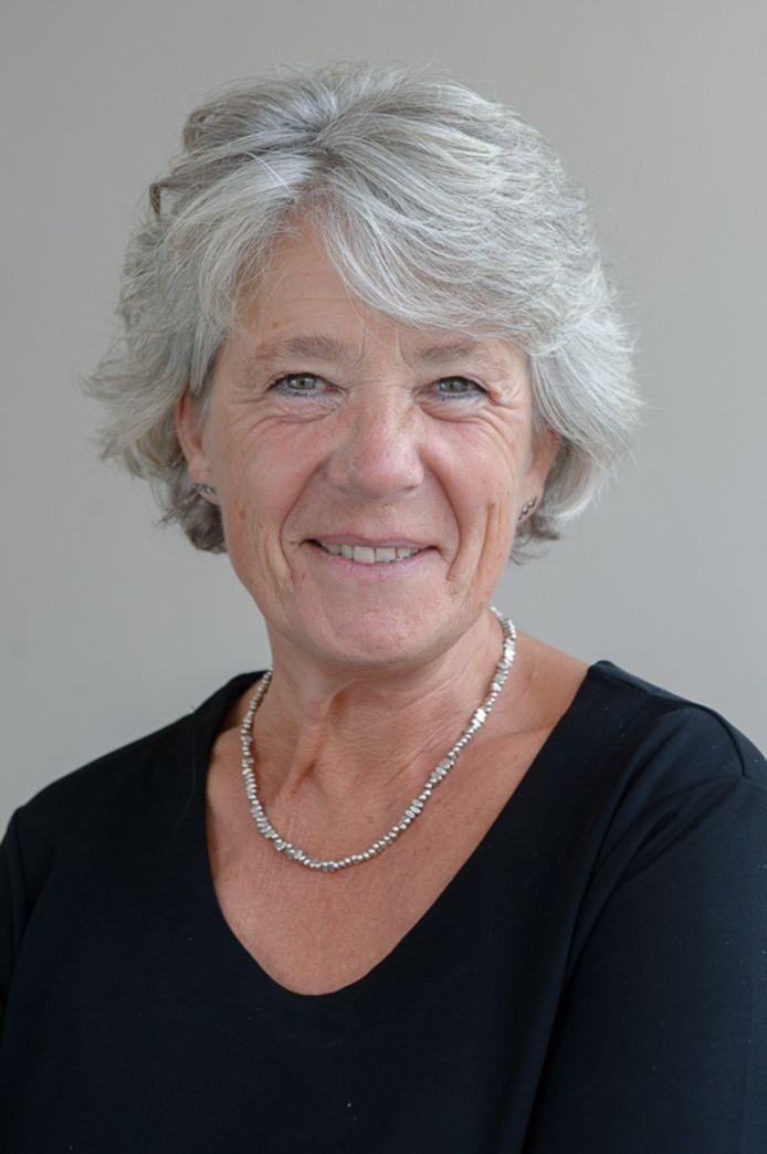 Wethouder Annelies Visser.
