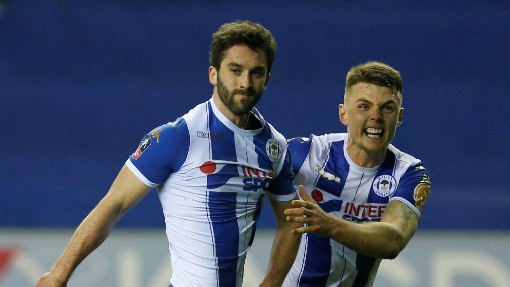 Wigan en Will Grigg vellen Manchester City met invaller De Bruyne in de FA Cup