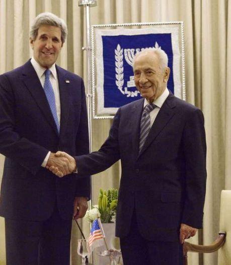"""John Kerry croit la paix """"possible"""" entre Israël et les Palestiniens"""