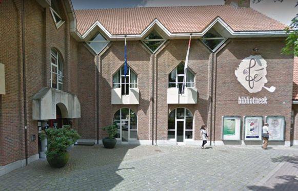Hoofdbibliotheek de Fé in Lier. Binnenkort komen er ook vijf 'zwerfbibliotheken' bij.