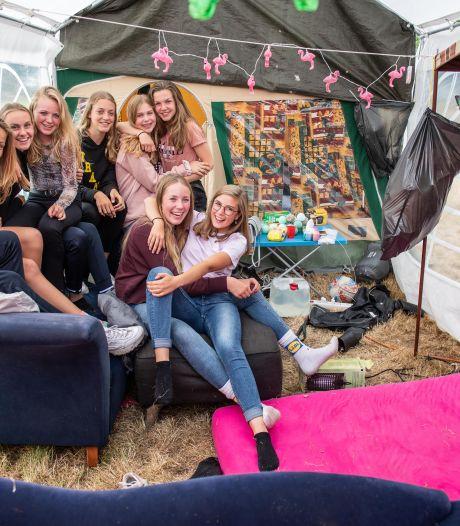 'Vanaf 1 juli weer kampeerfeesten in Tubbergen'