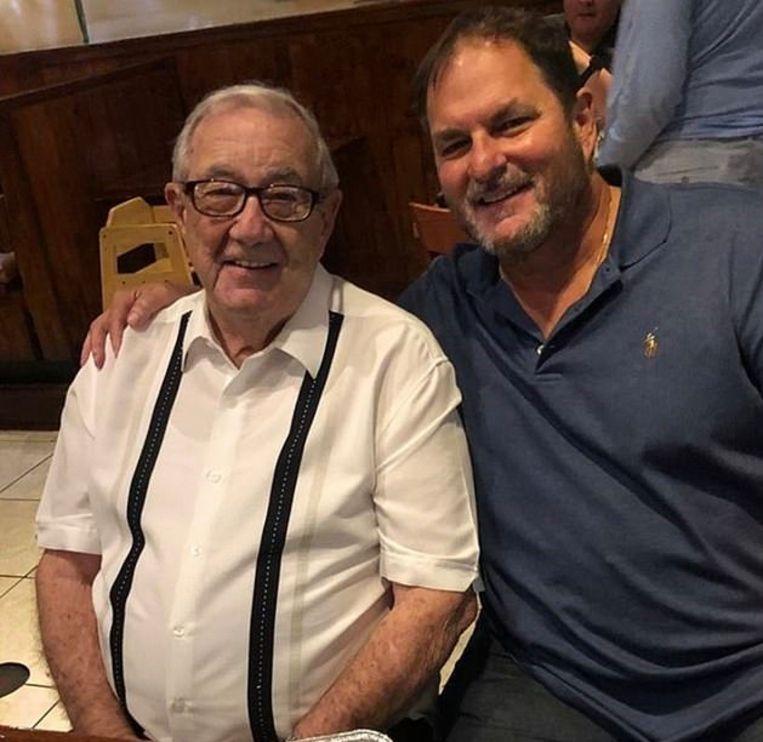 Jorge en Carlos Francisco Vallejo.
