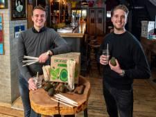 Deze twee jonge ondernemers denken het alternatief voor plastic gevonden te hebben: de avocado