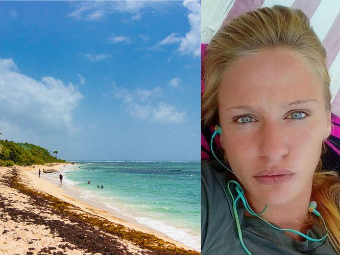 Camille Pierre séjournait en Martinique depuis quelques mois.