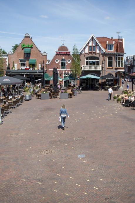 Nog geen tent met carnaval op Groote Markt in Oldenzaal