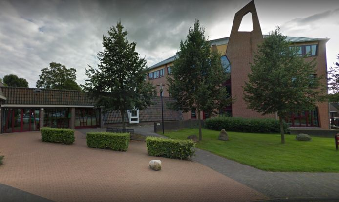 Het gemeentehuis van gemeente De Wolden