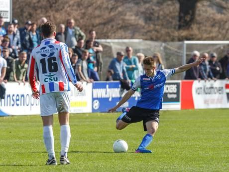 Uitslagen van het amateurvoetbal van zondag 26 maart