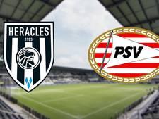 PSV op bezoek bij Heracles in vorm