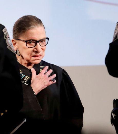 La doyenne de la Cour suprême américaine Ruth Bader Ginsburg est morte à 87 ans