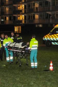 Politie schiet overvaller in been in Vlaardingen