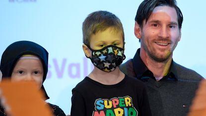 FT buitenland. Messi laat gouden hart zien - Bondscoach Slovakije stapte op wegens feestje van spelers