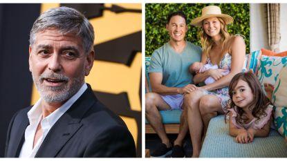 Geruchtenmolen draait op volle toeren: heeft George Clooney een geheime dochter met ex Stacy Keibler?
