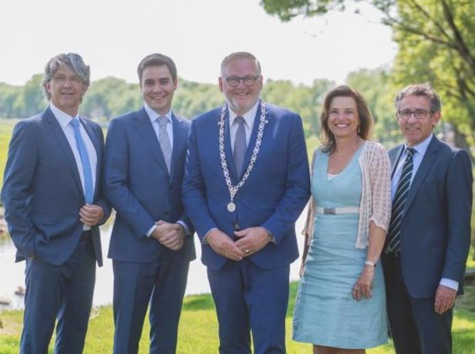 Het college van VVD en ChristenUnie klapte vorige maand toen de VVD eruit stapte.