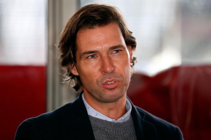 John de Jong, technisch manager van PSV.