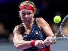 'Bertens wil financiële compensatie voor deelname aan Spelen'