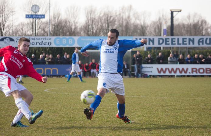 SVP kan de finale tegen Barneveld niet spelen op het eigen veld op De Groene Velden 2.