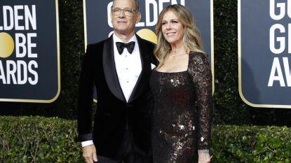 Tom Hanks en vrouw Rita hebben coronavirus: sterren steunen het koppel