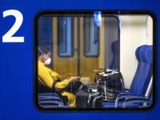 Geen treinverkeer op traject tussen Hilversum en Bussum