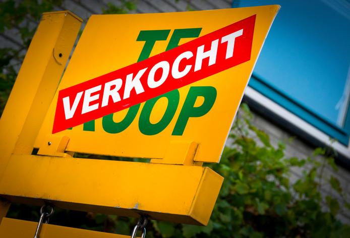 Woningen staan in Twente gemiddeld 33 dagen te koop.