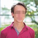 Thijs H. op zijn LinkedIn-foto.