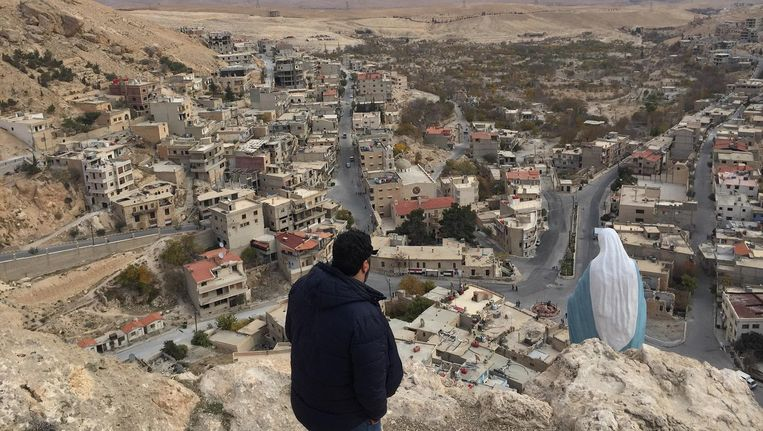 De Arabische storm: Sinan Cans drieluik over het Midden-Oosten. Beeld