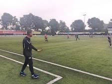 Trainer Gert Jan Karsten positief over breedte Urk-selectie