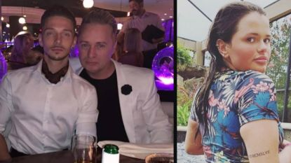 Liefde kan ingewikkeld zijn: eerste Britse homo-ouder valt nu als een blok voor de vriend van zijn... dochter
