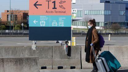 Politie voert versterkte controles uit op Brussels Airport