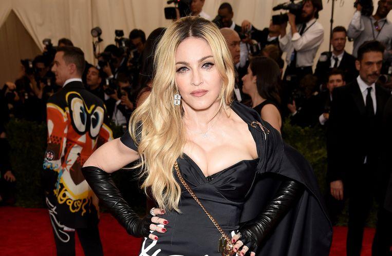 Madonna Beeld getty