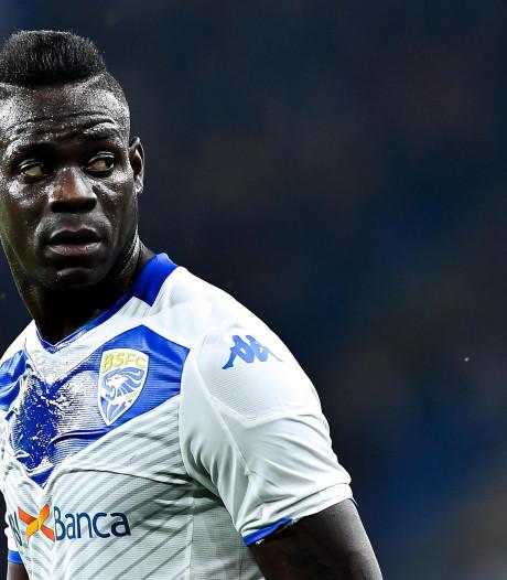 """Balotelli désavoué par les ultras de Brescia: """"Son arrogance n'est pas justifiable"""""""
