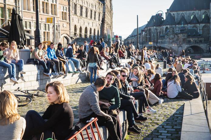 Het aantal Gentenaar stijgt, 1 op 3 woonde 10 jaar geleden nog niet in Gent