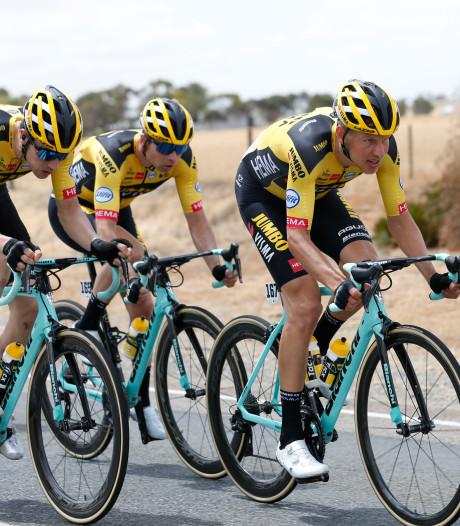 Ewan zegeviert weer in Tour Down Under, Tilburger Roosen beste Nederlander