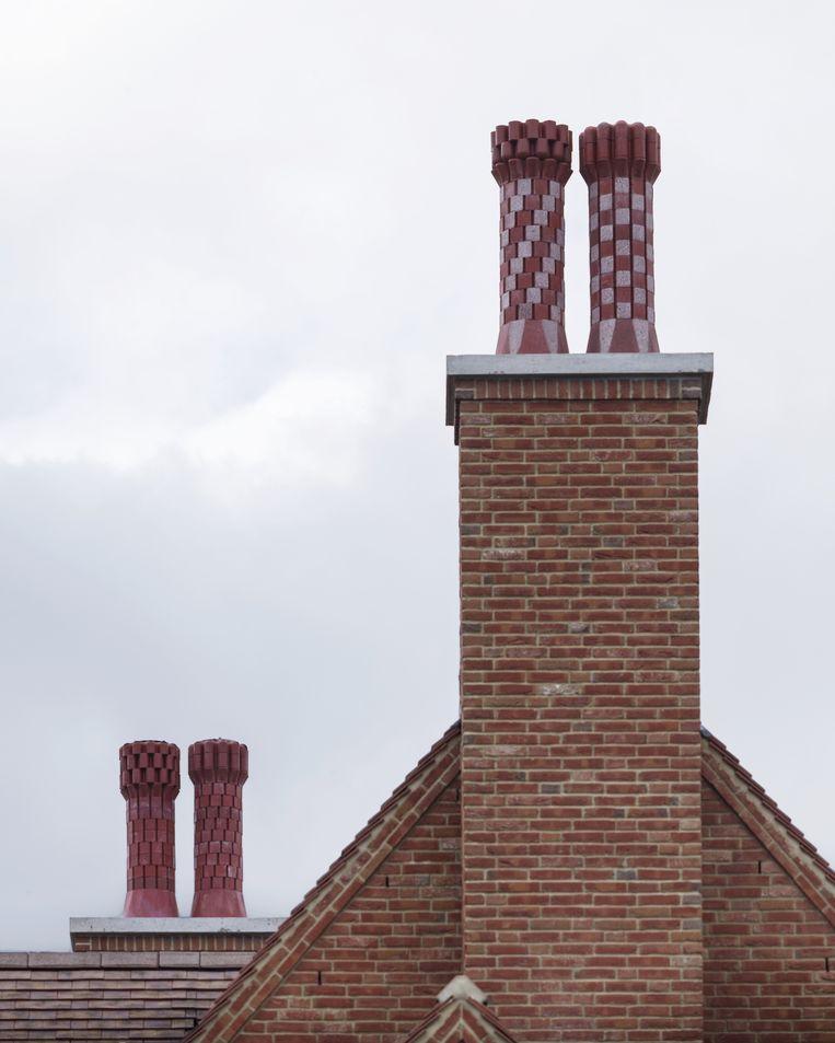 Chimney Pots Beeld Studio Wieki Somers