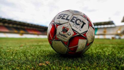 Geen voetbal tot 31 juli: huidige voetbalcompetitie zeker afgelopen