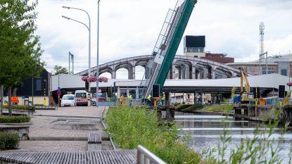 Colomabrug weer open voor voetgangers en fietsers, voor auto's nog lang niet