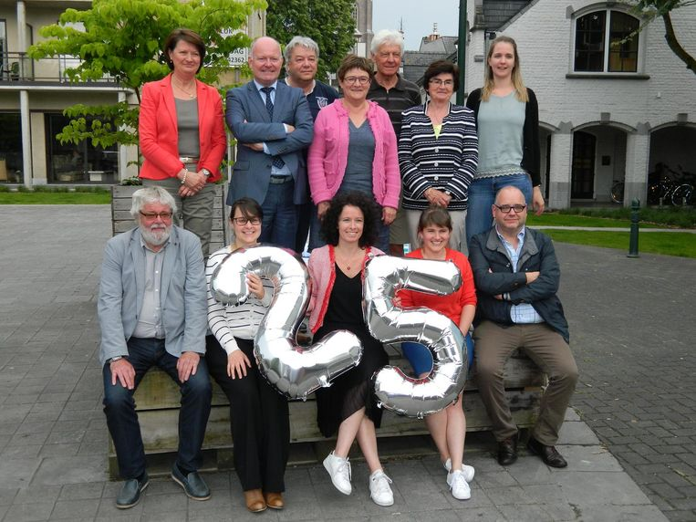 Het team van De Herbakker is klaar om van het jubileumjaar iets bijzonders te maken.