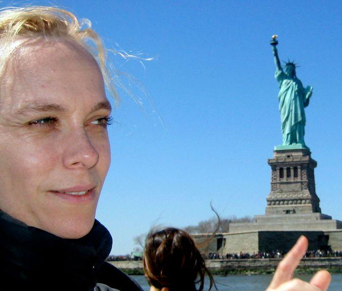 Linda Olthof in New York
