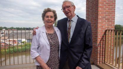 José en Monique vieren 65ste hwuelijksverjaardag