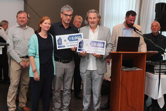 Kiwanis Lier Twee Neten zamelde in het afgelopen jaar dik 32 000 euro in voor tal van goede doelen.