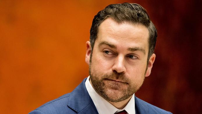 Klaas Dijkhoff, staatssecretaris van Asiel