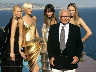 Franse modeontwerper Pierre Cardin (98) overleden