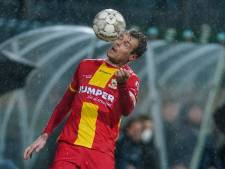 Go Ahead-captain Veldmate na verlies in Venlo: 'Het voelde in het veld alsof we meer verdienden'