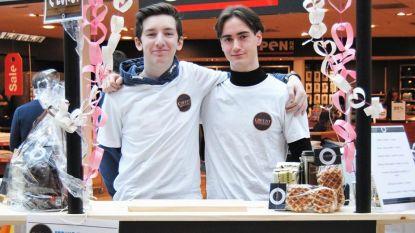 Leerlingen Mater Salvatorisinstituut genomineerd voor beste Antwerpse mini-onderneming met ecologische koffie